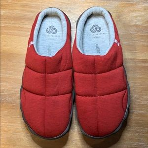 Clarks Indoor/Outdoor Slipper - Size 8M